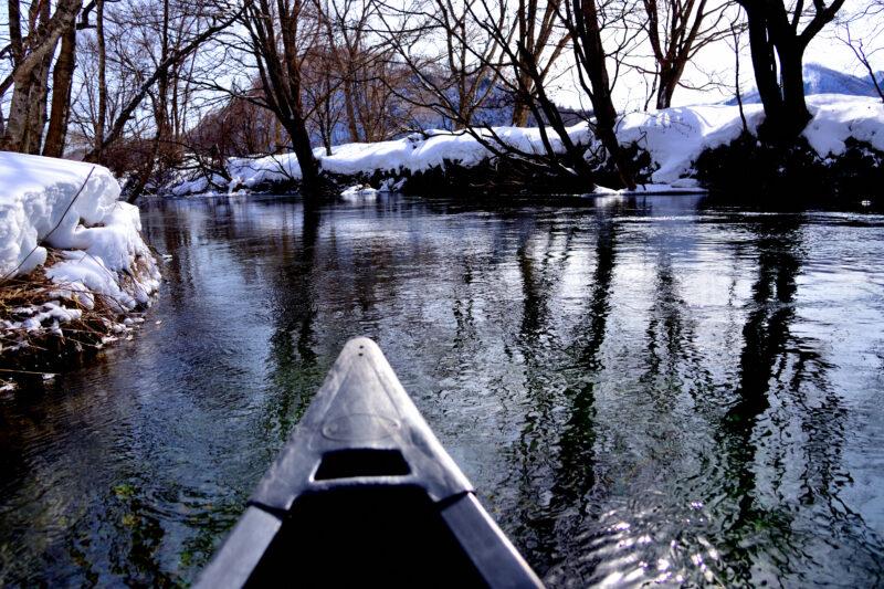 屈斜路湖のカヌーはここがおすすめ!静寂を漕ぐ風景!