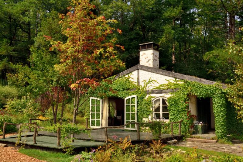 風のガーデンのガブリエルの家