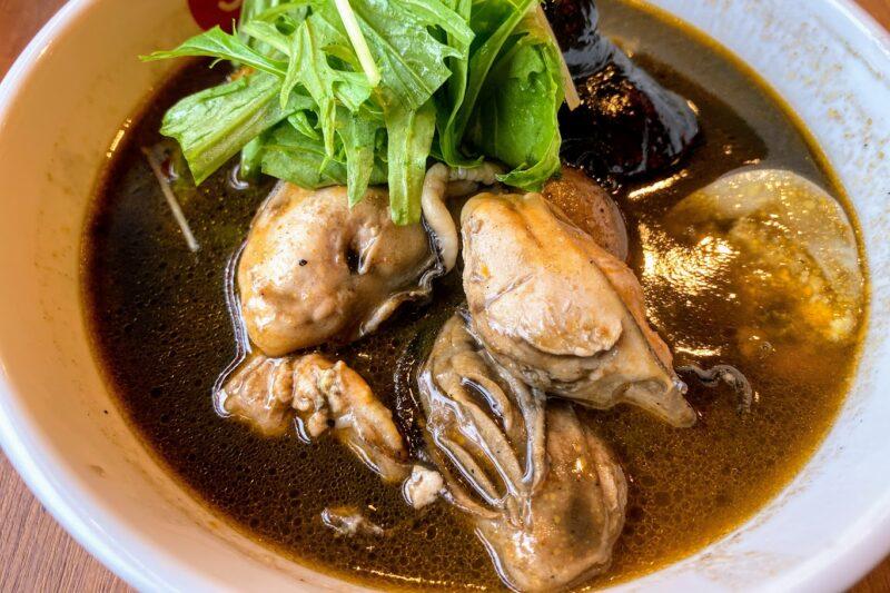 Suageの牡蠣のスープカレー