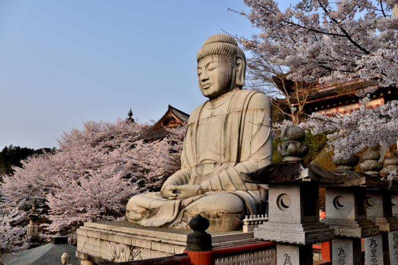 壷阪寺の大仏