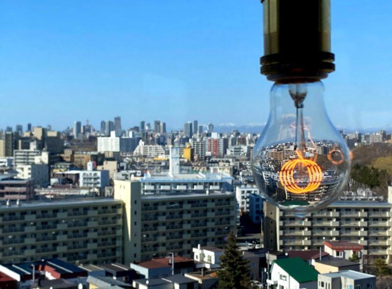 aile cafe エールカフェ(札幌市平岸)のメニューや最上階の眺望は?駐車場は?