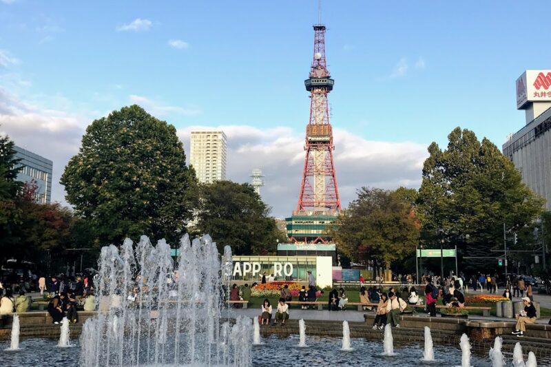 札幌のさっぽろオータムフェスティバル